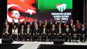 Bursasporun yeni yönetimi, transfere engel borçları açıkladı