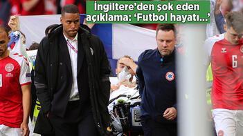 """Son Dakika! Eriksen'in eski doktorundan korkutan açıklama: """"Futbol hayatı..."""""""