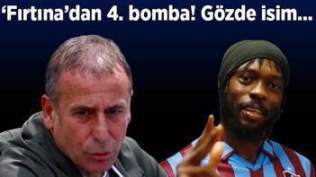Son dakika haberi - Trabzonspor'dan dördüncü bomba! 14 gol, 3 asistlik performans...