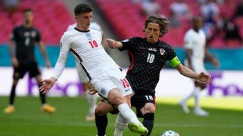 İngiltere - Hırvatistan: 1-0