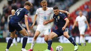 İskoçya - Çekya: 0-2