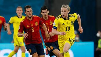 İspanya - İsveç: 0-0