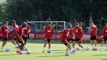 Galatasaray'da 8 futbolcu sağlık kontrolünden geçti