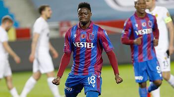Trabzonspor'da Ekuban'ın talipleri artıyor