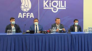 Azerbaycan Milli Takımı'na Türkiye'den sponsor