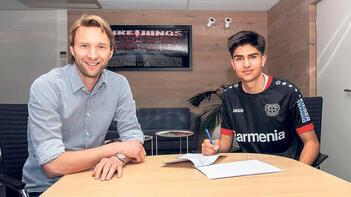 Son dakika - Bayer Leverkusenden dev çalım Zidan Sertdemir'i kaptılar