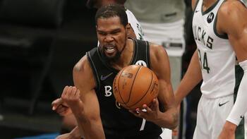 Kevin Durant coştu, Nets kazandı