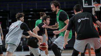 A Milli Erkek Basketbol Takımı, yarın Venezuela ile karşılaşacak