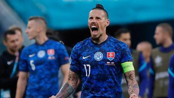 Son dakika - EURO 2020'de Marek Hamsik fırtınası!