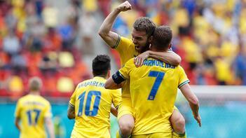 Ukrayna-Kuzey Makedonya: 2-1
