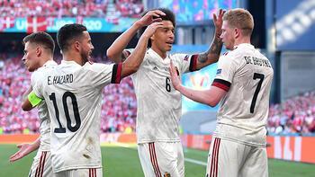 Danimarka - Belçika: 1-2