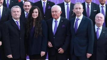 Galatasaray Başkan adayı Metin Öztürk'ün listesinde en genç kadın üye Lara Yılmaz