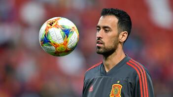 Sergio Busquets yeniden İspanya Milli Takımı'na dahil oluyor