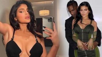 Kylie Jennerdan öpüşme itirafı: İri dudaklarım olsun istedim