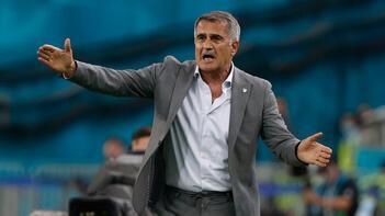 Şenol Güneş, EURO 2020'de ilk galibiyetini almak istiyor