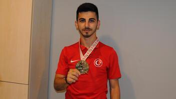 Eray Şamdan: Olimpiyatlarda ilk şampiyon olarak tarihe geçmek istiyorum