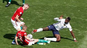 Macaristan - Fransa: 1-1