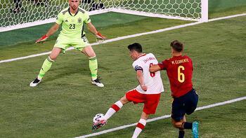 İspanya - Polonya: 1-1