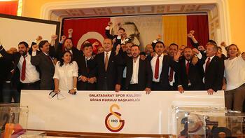 Son dakika - Galatasarayın 38. başkanı Burak Elmas oldu
