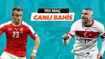 İsviçre-Türkiye maçı Canlı Bahis seçenekleriyle Misli.com'da!