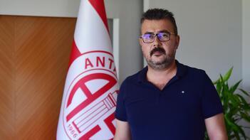 Fraport TAV Antalyaspor Başkanı Aziz Çetin: Yeni sezonda hedefimiz ilk 5