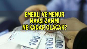 Emekli maaşı ve memur maaşı zammı 2021 ne kadar olacak, kaç lira SSK, Bağ-Kur temmuz ayı emekli maaşı zammı belli oldu mu