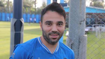Son dakika haberi - Volkan Şen, Adana Demirspor'dan ayrıldığını açıkladı