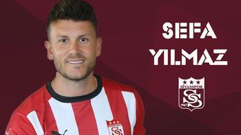 Sivasspor, Sefa Yılmaz'ı kadrosuna kattı