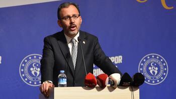 Bakan Kasapoğlu, Antrenörler Günü'nü kutladı