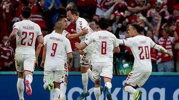 Rusya - Danimarka: 1-4