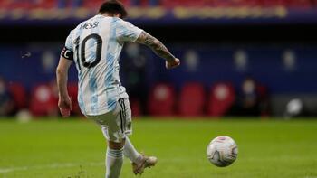 Son dakika - Messi rekor kırdı, Arjantin çeyrek finale çıktı