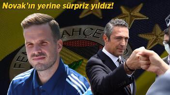Son dakika haberi - Fenerbahçe'de büyük transfer sürprizi! Novak'ın yerine bomba isim