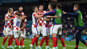 Hırvatistan - İskoçya: 3-1