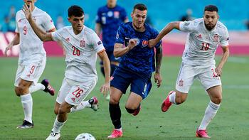 Slovakya - İspanya: 0-5