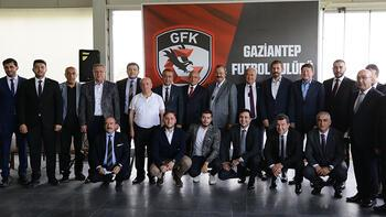 Son dakika - Gazişehir Gaziantep Futbol Kulübü Derneği genel kurulu yapıldı