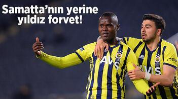Son dakika transfer haberi: Fenerbahçe yeni golcüsünü buldu! Samatta'nın yerine...