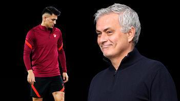 Son dakika transfer haberi: Mourinho milli yıldızı kapıyor! Tarihe geçecek transfer...