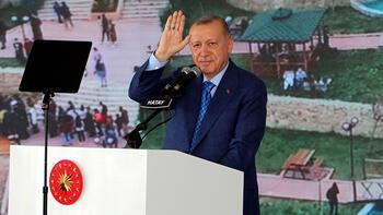 Cumhurbaşkanı Erdoğanın da katıldığı törenle Hatay Stadyumu açıldı