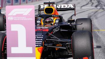 Son dakika - F1 Steiermark Grand Prix'sinde pole pozisyonu Verstappen'in