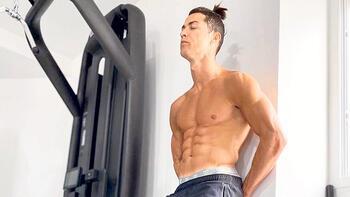 Son dakika - Cristiano Ronaldo, EURO 2020'de fırtına gibi esiyor! Şans değil alın teri