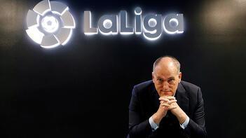 Javier Tebas, transfer piyasasında yüksek rakamların olmayacağını söyledi