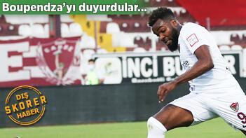 Transfer haberi: Boupendza için son dakika iddiası Galatasaray ve Fenerbahçe peşindeydi, yeni takımını duyurdular...