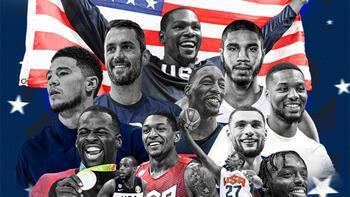 ABD Milli Erkek Basketbol Takımının Tokyo Olimpiyat Oyunları kadrosu belli oldu