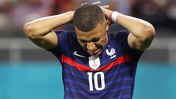 """Son dakika - Kaçan penaltı sonrası Mbappe: """"Uyku uyumak zor olacak"""""""