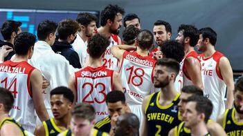 A Milli Erkek Basketbol Takımının rakibi Uruguay
