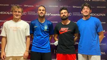 GZT Giresunsporda futbolcuların sağlık kontrolleri yapılıyor