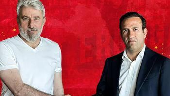 Yeni Malatyaspor'da yeni sportif direktör İzzet Erdoğan