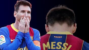 Son dakika transfer haberleri - Spor dünyası bu haberi konuşuyor Dünya yıldızı Lionel Messi artık serbest