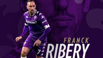 Son dakika - Franck Ribery, Fiorentina'dan ayrıldı