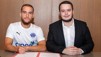 Son dakika - Kasımpaşa, Ahmet Engin ile 2 yıllık sözleşme imzaladı!